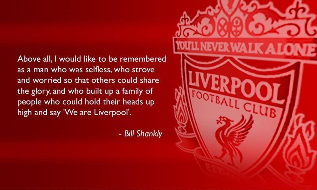 liverpool quotes about manchester united