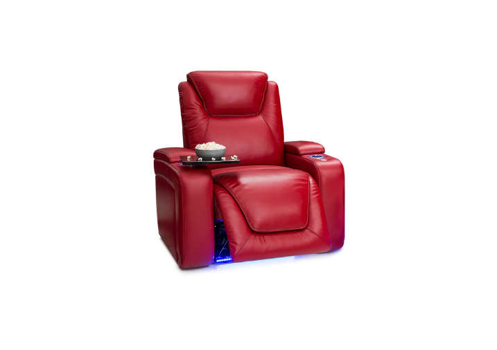 Seatcraft Equinox house Theater Seating - Leather