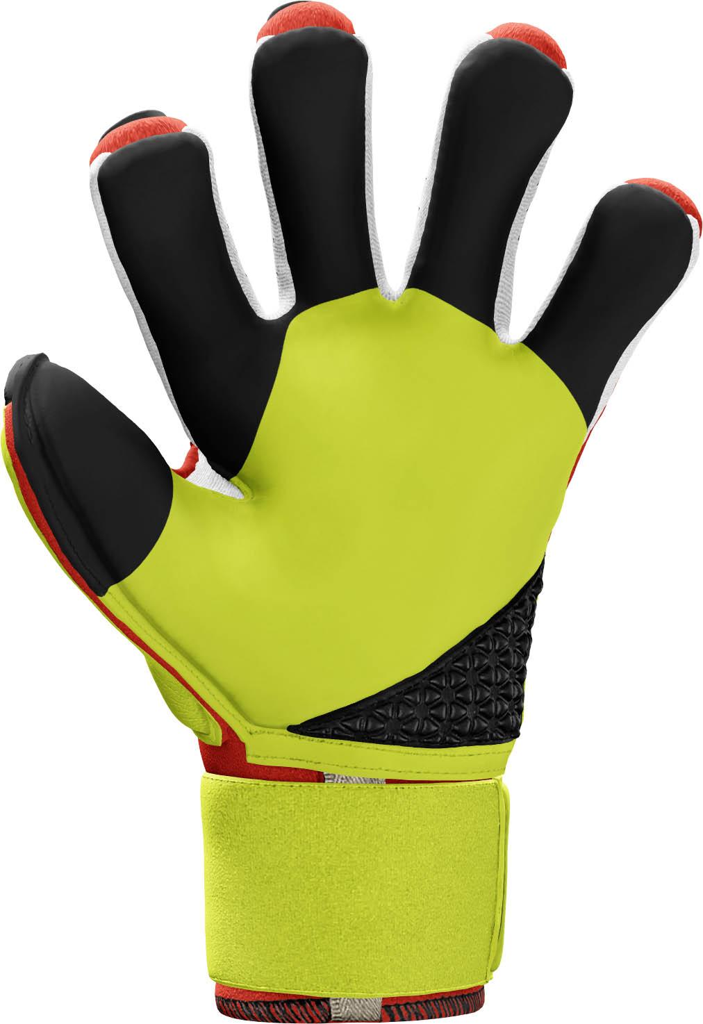 Adidas ACE Zones Finger Tip Goalkeeper Gloves (Solar ... |Goalkeeper Gloves Adidas 2015