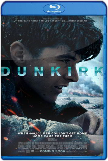 Dunkerque (2017) HD 1080p y 720p Latino