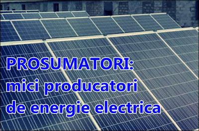 prosumator producator energie electrica persoana fizica fara taxe la anaf