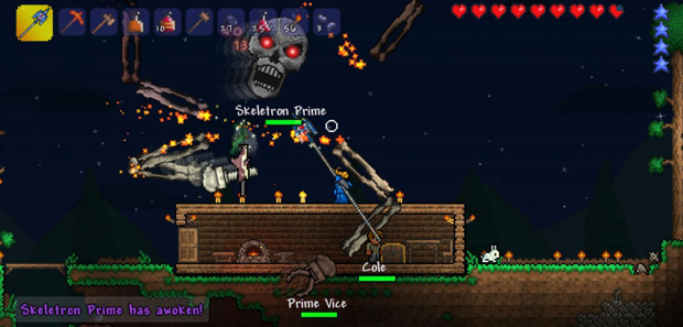 Terraria 123 Patch Notes