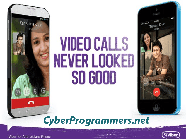 Video Call in Viber
