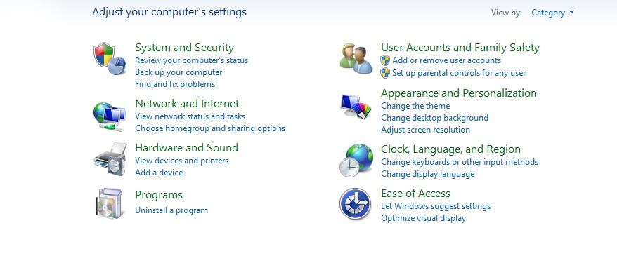 اغلاق ويندوز فايروول فى ويندوز 7 Disable Windows Firewall