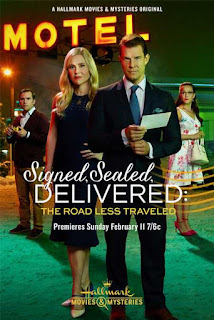 Signed, Sealed, Delivered: The Road Less Travelled (2018)