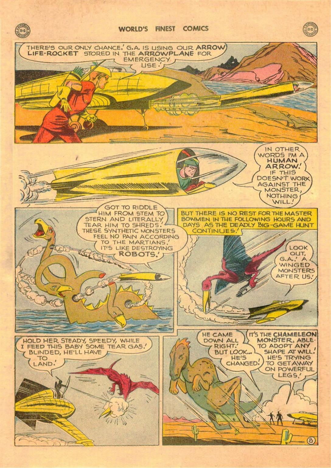 Read online World's Finest Comics comic -  Issue #42 - 24