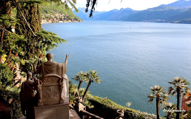 lago de Como. Italia