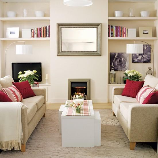 Mẹo trang trí nội thất cho ngôi nhà xinh xắn