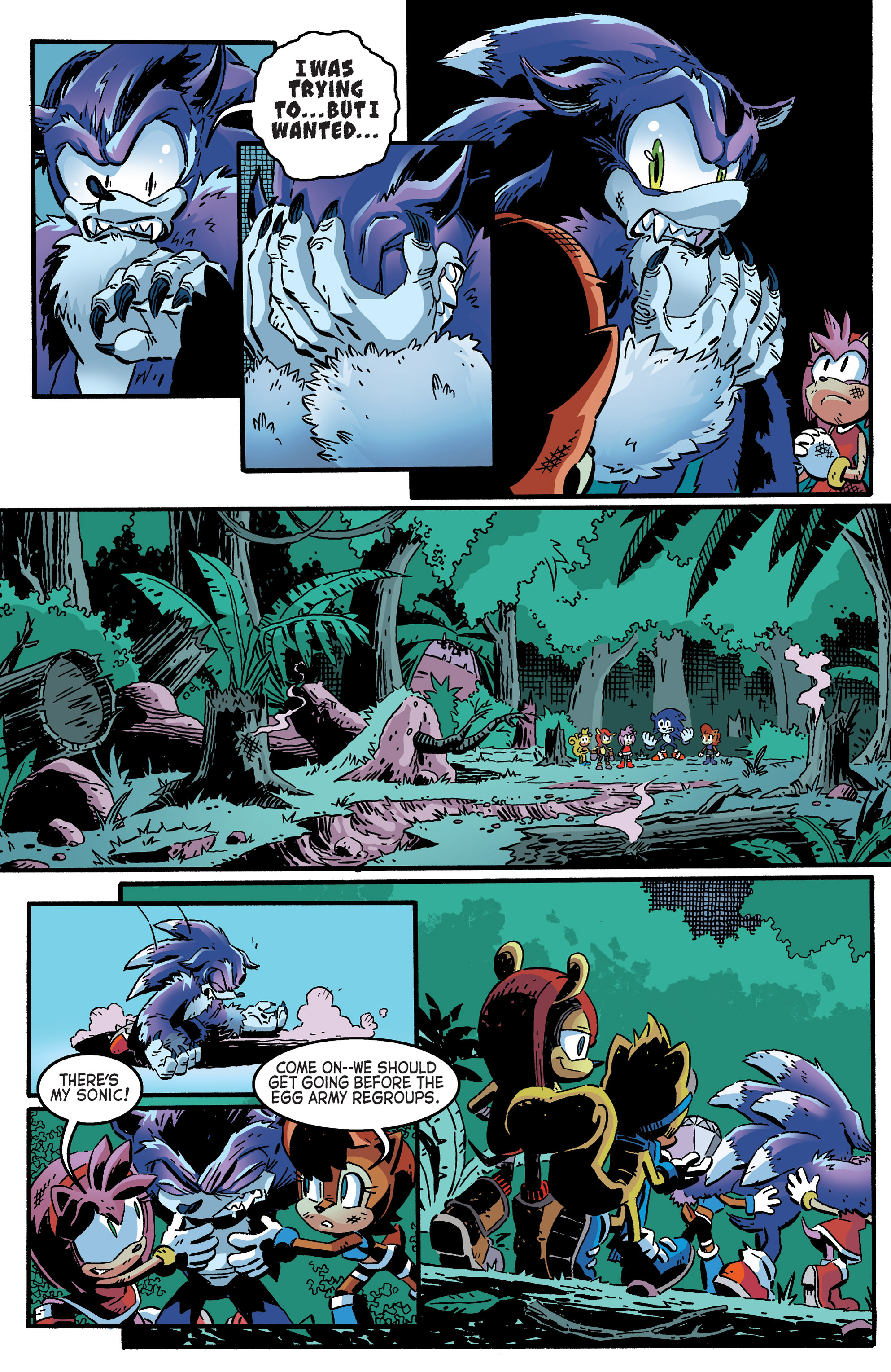 Read online Sonic The Hedgehog comic -  Issue #265 - 15