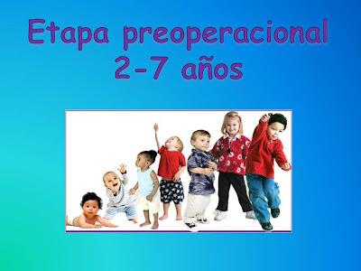 ETAPA PREOPERACIONAL SEGUN PIAGET EPUB