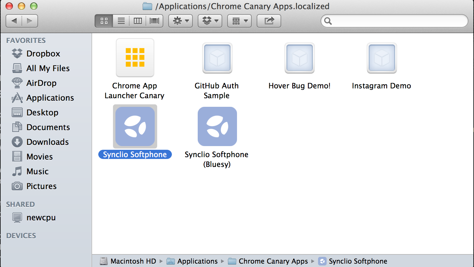 Open Source Opportunities: Google Chrome Apps Launcher Misconception