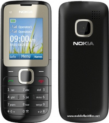 Nokia-C2-00-Flash-File