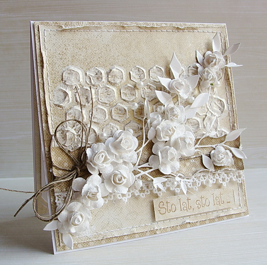 Vintage and Shabby Chic Card Making on Pinterest | Shabby ...