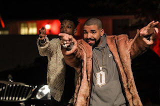 Drake – Sneakin Ft. 21 Savage