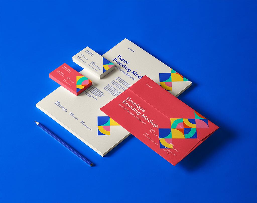 Branding Huge Mockup Pack