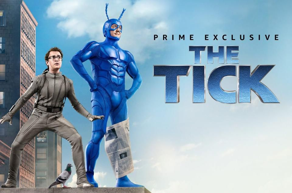 The Wertzone: The Tick: Season 1