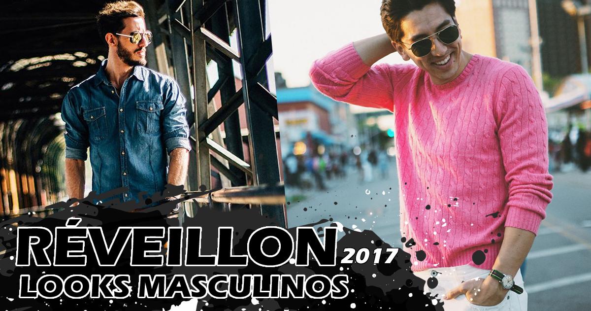 Looks Masculinos para o Reveillon 2017 (1)