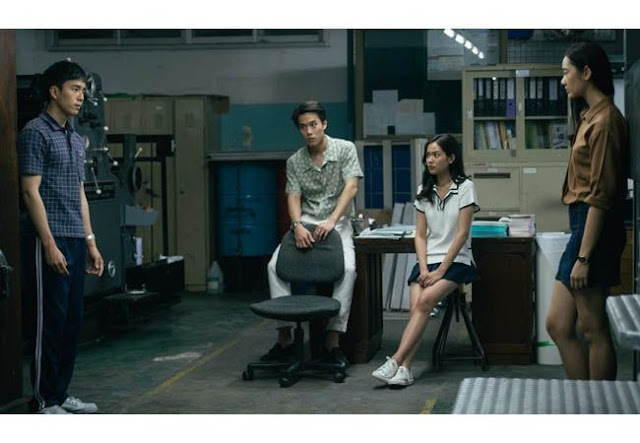 Bad Genius Movie 2017