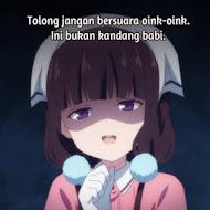 Blend S Episode 09 Subtitle Indonesia