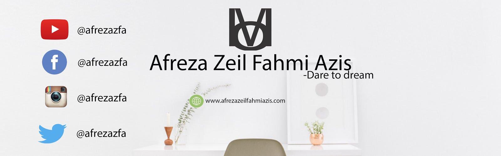 Afreza Zeil Fahmi Azis
