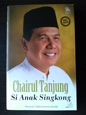Cover Buku Chairul Tanjung - Si Anak Singkong
