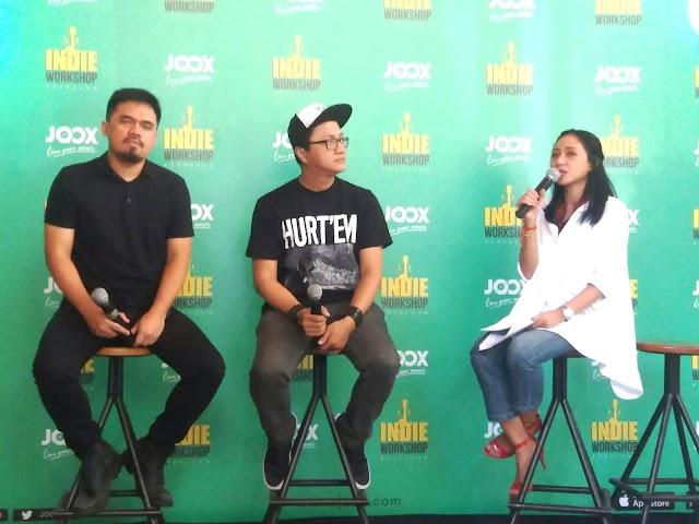 Joox Indie Dekatkan Penggemar Dengan Musisi Favorit Seluruh Dunia