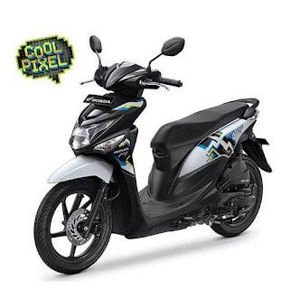 Sepeda Motor Beat Pop 7
