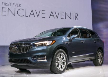 2017 buick enclave avenir review design release date price and specs car price and specs. Black Bedroom Furniture Sets. Home Design Ideas