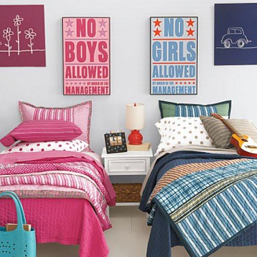 Ropa de cama combinable entre sí