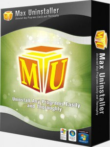 Max Uninstaller 3.8.1.1577 Full Crack