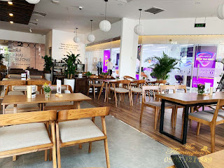 Cafe Trung Nguyên Legend tại tòa nhà Flemington Quận 11 - hình 2