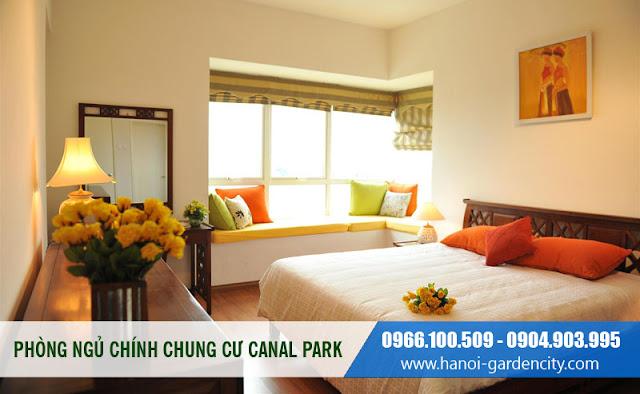 Phòng ngủ căn hộ Canal Park, Phòng ngủ căn hộ Hà Nội Garden City