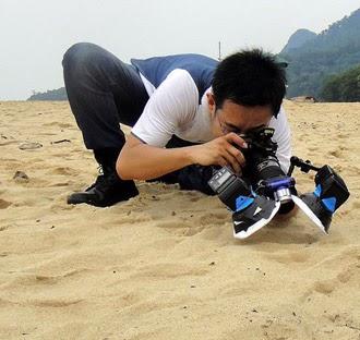 التخصص في التصوير الفوتوغرافي