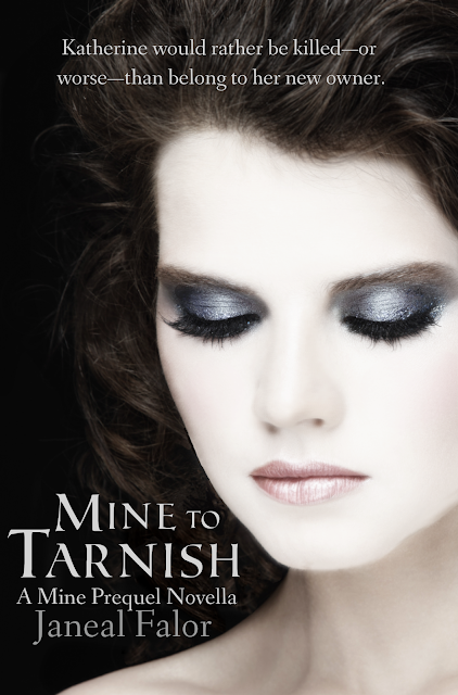 "Cover Reveal: ""Mine To Tarnish"" by Janeal Falor + GIVEAWAY"