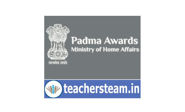 2019 Padma Awardees List