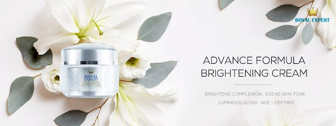 Royal Expert Advance Brightening Cream (REABC) Berwajah Baharu