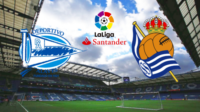 Alaves vs Real Sociedad Full Match & Highlights 14 October 2017