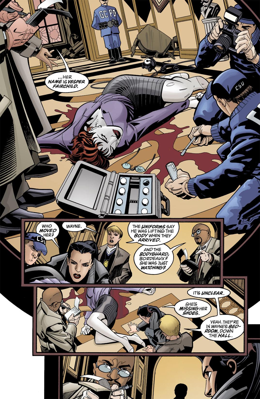 Detective Comics (1937) 766 Page 5