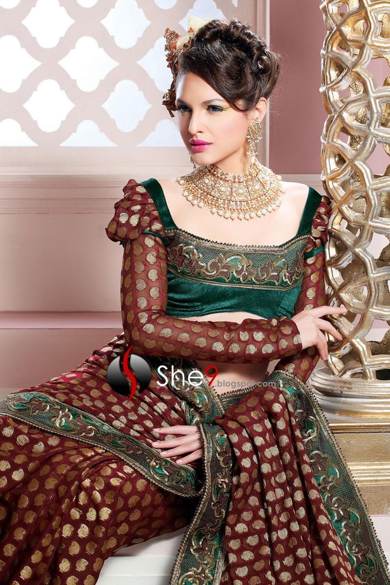 Indian Sarees For Girls  Women Indian Sarees  Indian -3507