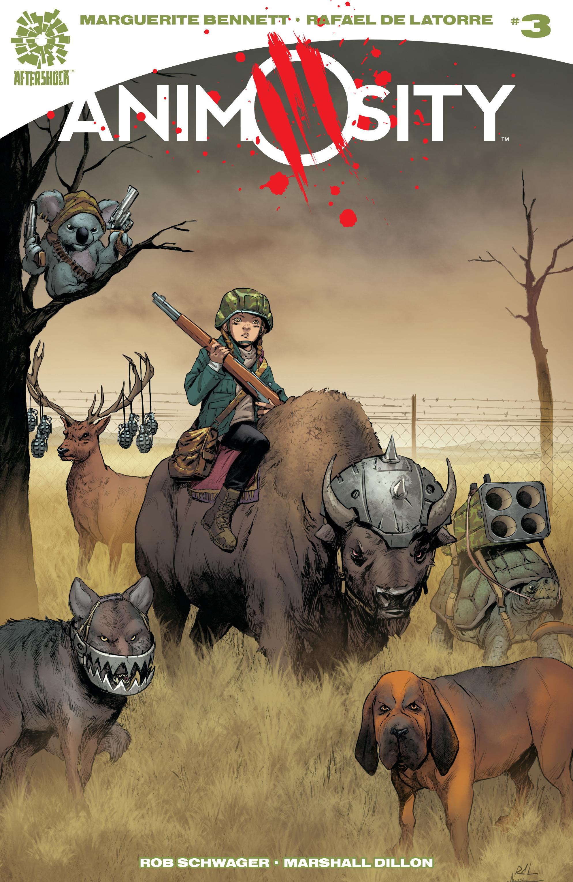 Read online Animosity comic -  Issue #3 - 1