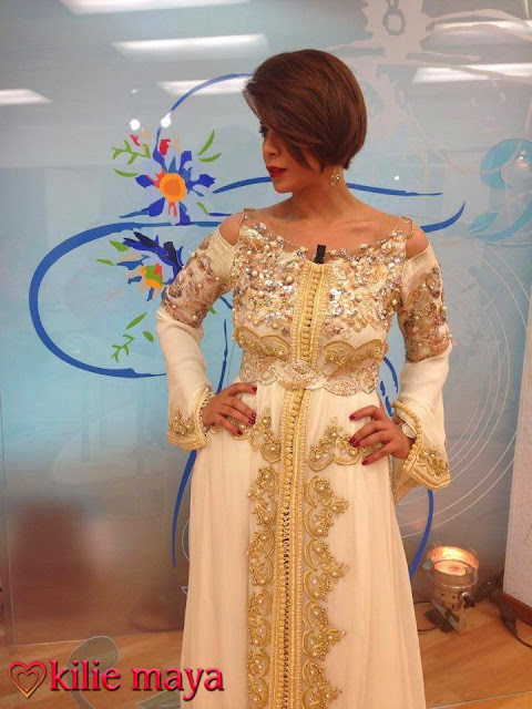 caftan et robe marocaine 2016