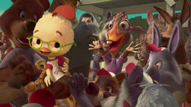Chicken Little 2005 Disney Screencaps