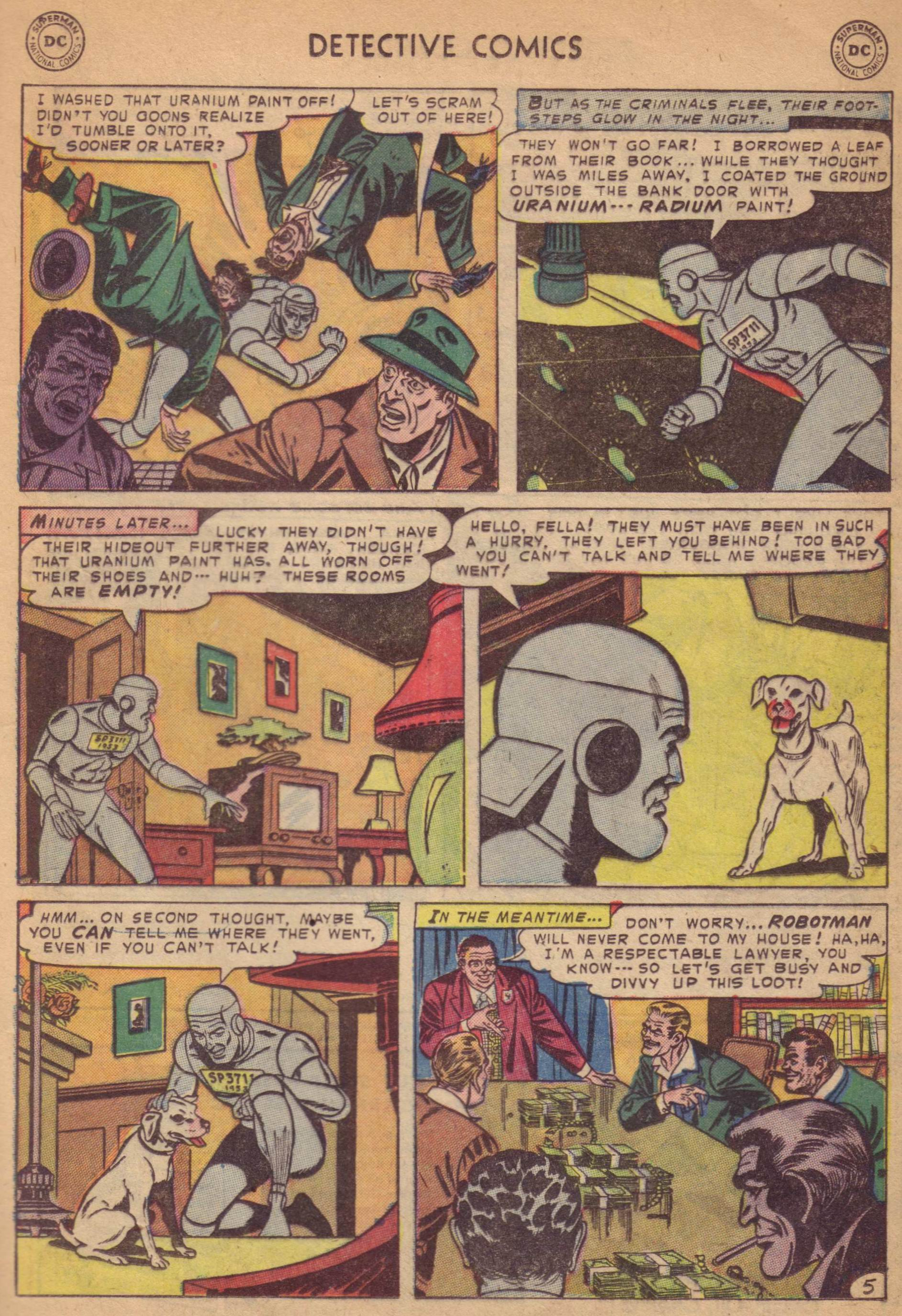 Read online Detective Comics (1937) comic -  Issue #197 - 29