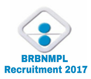 BRBNMPL Recruitment 2017 | Apply For Manager, Deputy Manager Posts | Bank Jobs