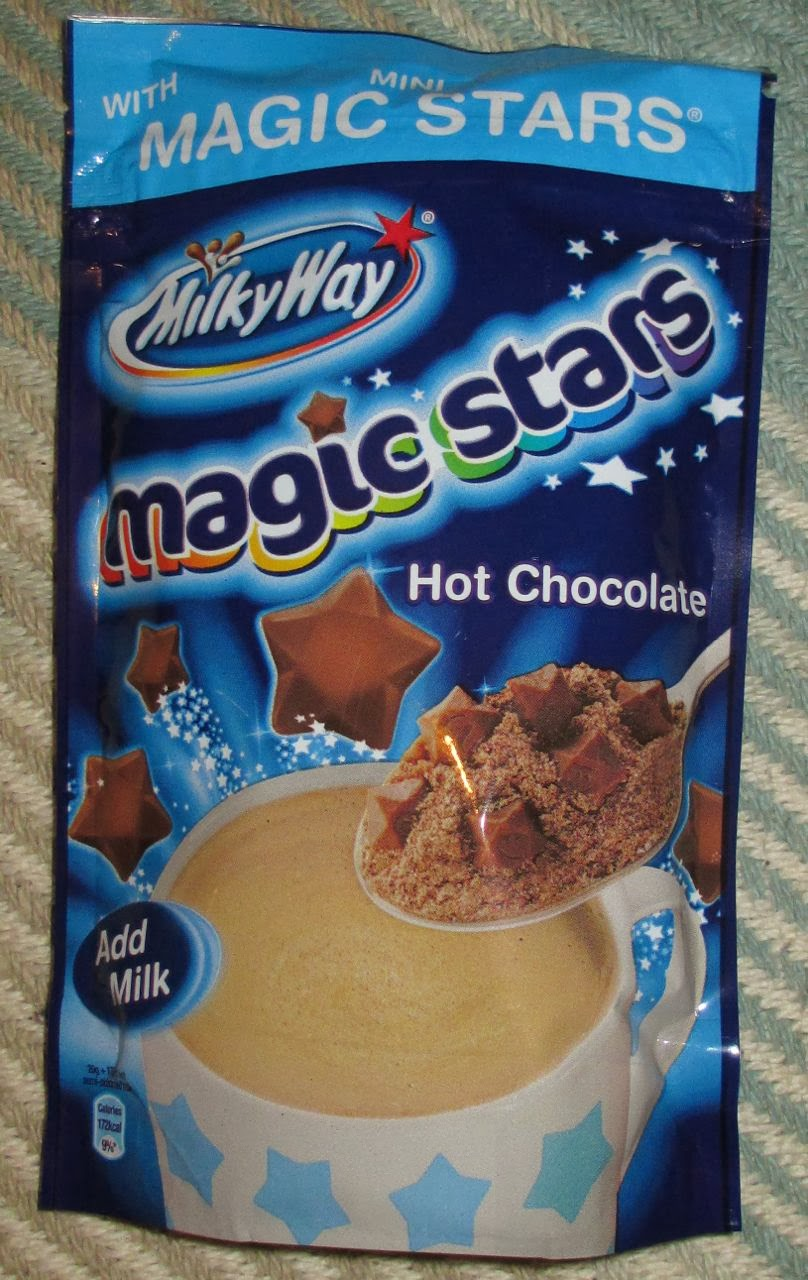 Foodstuff Finds Milky Way Magic Stars Hot Chocolate Asda