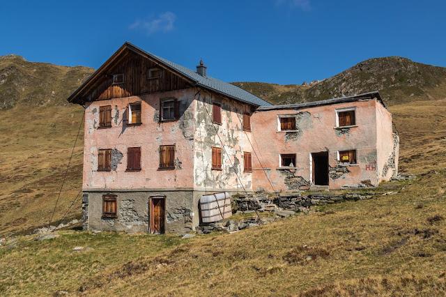 Tafamunter Augstenberg, Versalspitze und Wiegensee  Wandern im Montafon 03