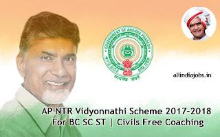 AP NTR Vidyonnathi Scheme