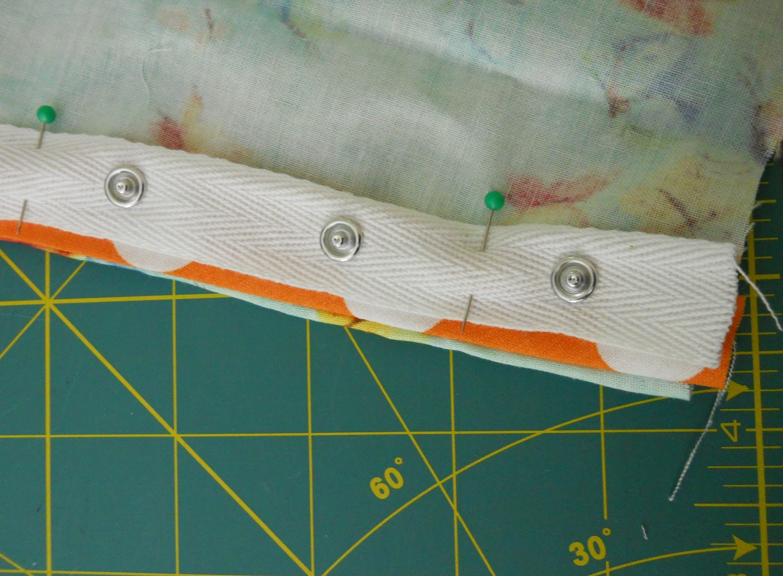 Creating for Bundles and Kiddles: Adding Snap Tape to