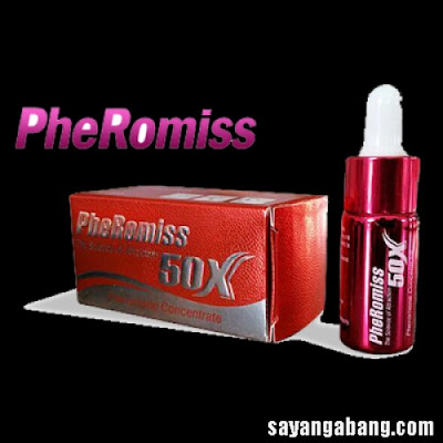 Pheromiss 50X | Pewangi Pemikat Lelaki