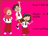 Soal UKK/ UAS Kelas 1 B. Jawa Semester 2/ Genap